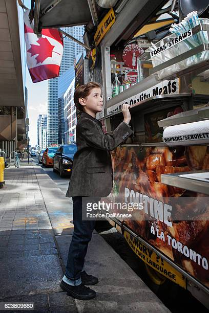 Actor Jacob Tremblay is photographed for MovieMaker Magazine on September 10 2016 in Toronto Canada