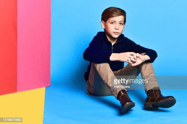 Actor Jacob Tremblay is photographed for The Wrap on December 14, 2017 in Los Angeles, California. PUBLISHED IMAGE.