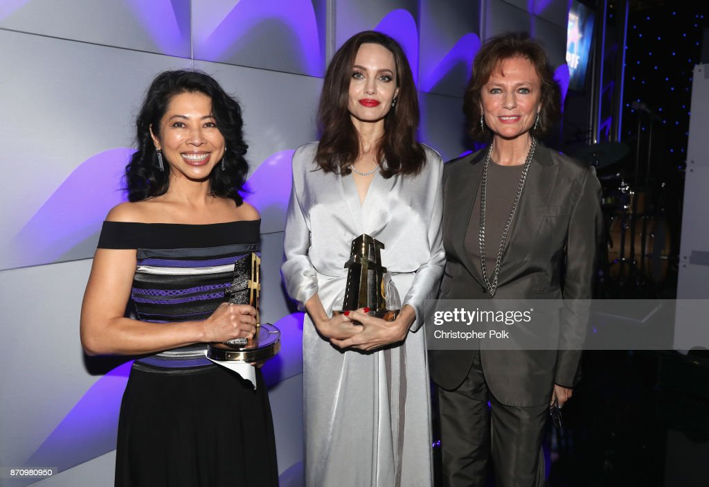 21st Annual Hollywood Film Awards - Backstage And Audience
