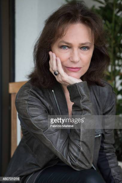 Actor Jacqueline Bisset is photographed in Cannes France
