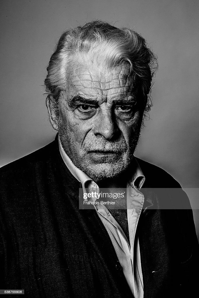 Actor Jacques Weber is photographed for Self Assignment on May 5, 2016 in Paris, France.