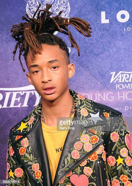 Actor Jaden Smith attends Variety's Power of Young Hollywood event, presented by Pixhug, with Platinum Sponsor Vince Camuto at NeueHouse Hollywood on...