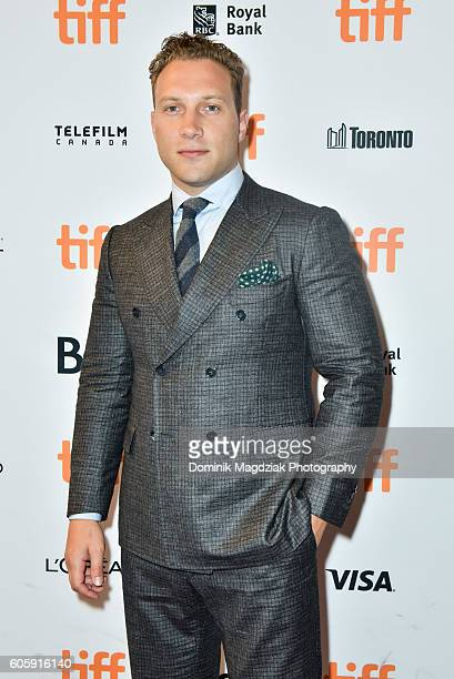 Actor Jai Courtney attends the 'The Exception' premiere during the 2016 Toronto International Film Festival at The Elgin on September 15, 2016 in...