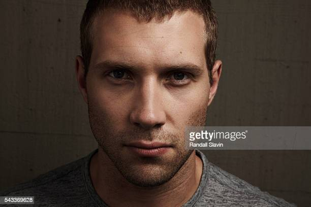 Actor Jai Courtney is photographed for Men's Health UK on September 18 2012 in New York City