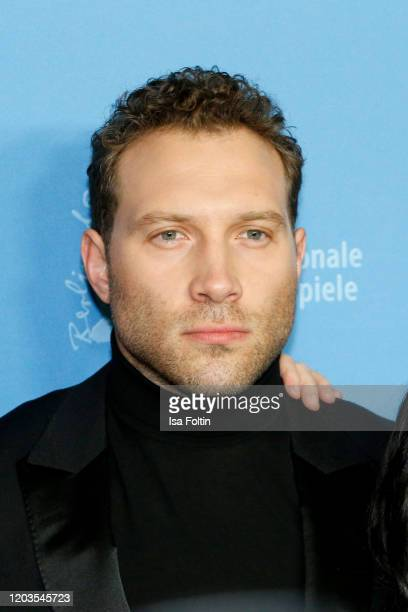 Actor Jai Courtney poses at the Stateless premiere during the 70th Berlinale International Film Festival Berlin at Zoo Palast on February 26 2020 in...