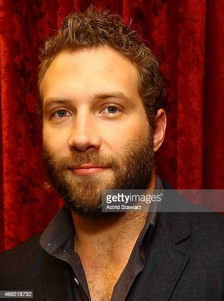 Actor Jai Courtney visits the SiriusXM Studios on March 16 2015 in New York City
