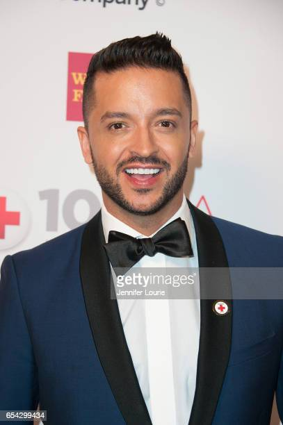 """Actor Jai Rodriguez attends the American Red Cross Centennial Celebration to Honor Disney as the """"Humanitarian Company of The Year"""" at the Beverly..."""