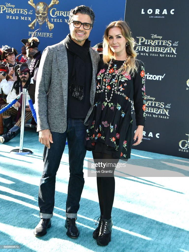 "Premiere Of Disney's ""Pirates Of The Caribbean: Dead Men Tell No Tales"" - Arrivals : News Photo"