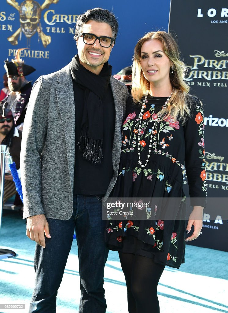 """Premiere Of Disney's """"Pirates Of The Caribbean: Dead Men Tell No Tales"""" - Arrivals : News Photo"""