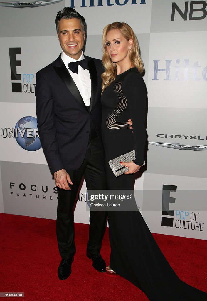 NBCUniversal Golden Globe Awards Party Sponsored By Chrysler : News Photo