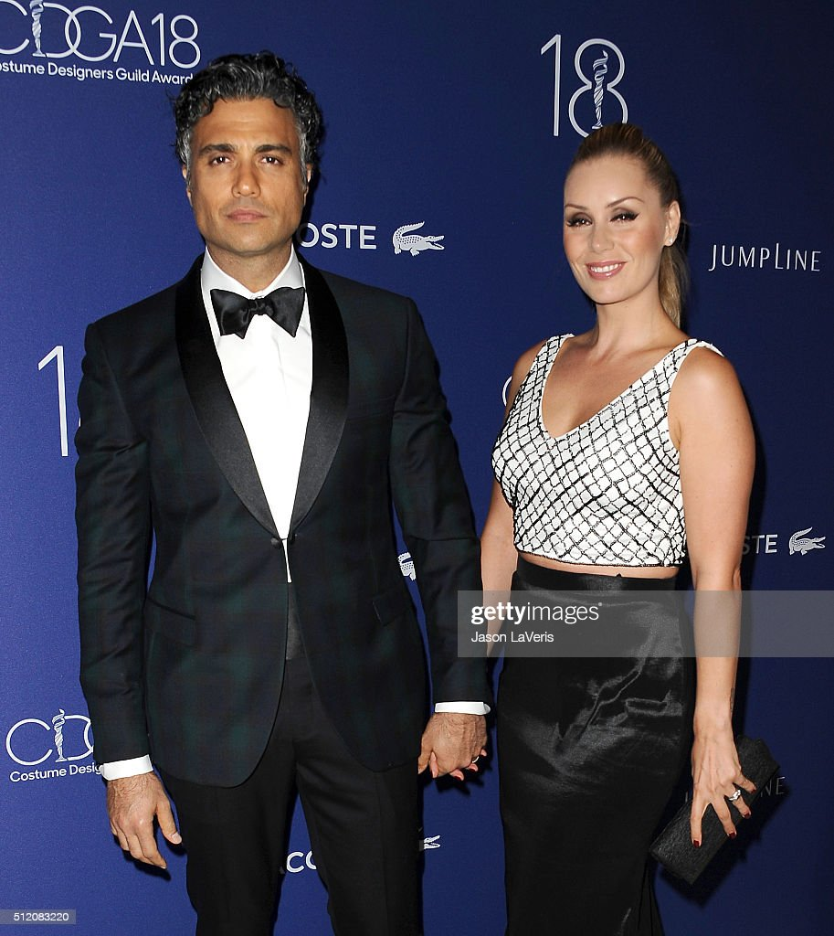 18th Costume Designers Guild Awards - Arrivals : News Photo