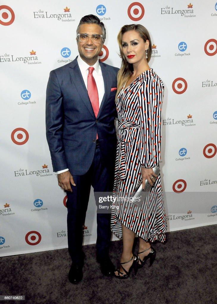 Eva Longoria Foundation Annual Dinner - Arrivals : News Photo