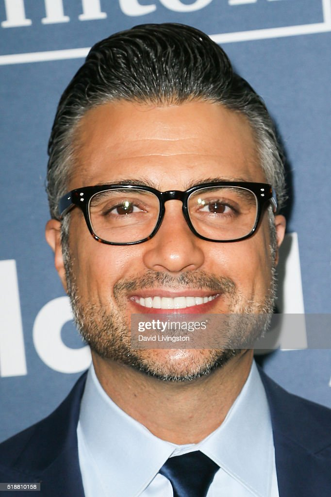 Actor Jaime Camil arrives at the 27th Annual GLAAD Media Awards at The Beverly Hilton Hotel on April 2, 2016 in Beverly Hills, California.