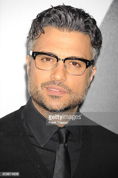 Actor Jaime Camil arrives at the premiere of Furious 7 held at the TCL Chinese Theater in Hollywood