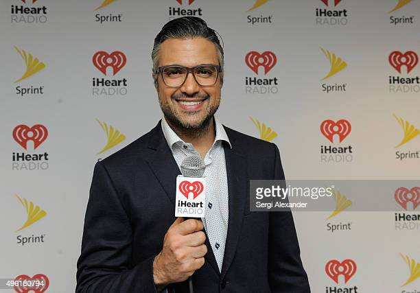 Actor Jaime Camil attends iHeartRadio Fiesta Latina presented by Sprint at American Airlines Arena on November 7 2015 in Miami Florida