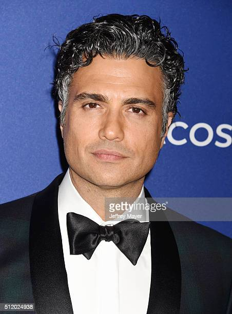 Actor Jaime Camil attends the 18th Costume Designers Guild Awards at The Beverly Hilton Hotel on February 23 2016 in Beverly Hills California