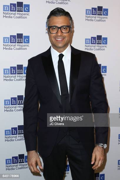 Actor Jaime Camil attends the 20th Annual National Hispanic Media Coalition Impact Awards Gala at Regent Beverly Wilshire Hotel on February 24 2017...