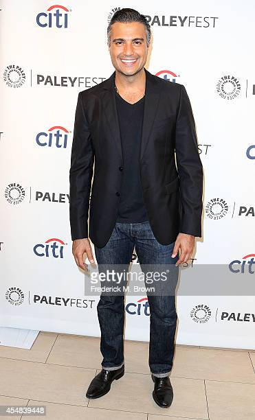 Actor Jaime Camil attends The Paley Center for Media's PaleyFest 2014 Fall TV Previews The CW at The Paley Center for Media on September 6 2014 in...
