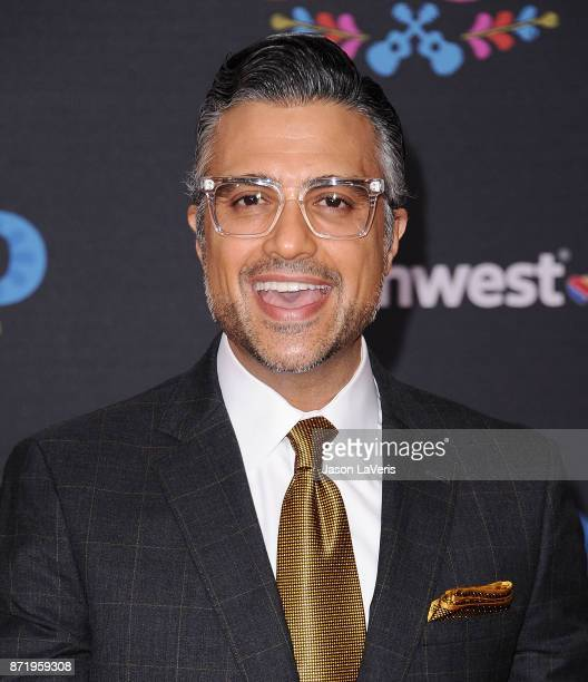 Actor Jaime Camil attends the premiere of 'Coco' at El Capitan Theatre on November 8 2017 in Los Angeles California