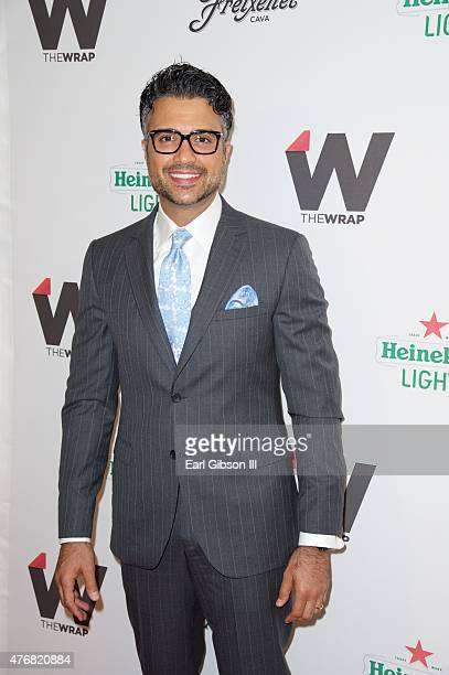 Actor Jaime Camil attends TheWrap's 2nd Annual Emmy Party at The London on June 11 2015 in West Hollywood California