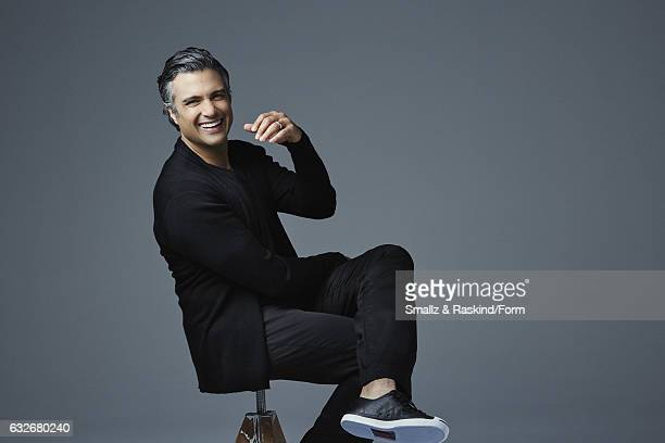 Actor Jaime Camil is photographed for People en Espanol on May 13 2016 in Los Angeles California
