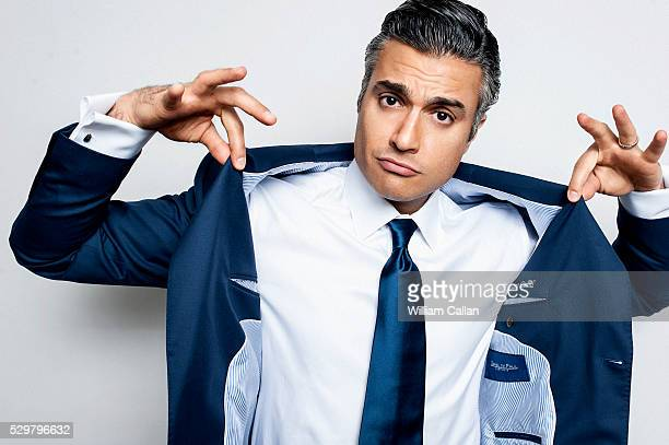 Actor Jaime Camil is photographed for Self Assignment on March 19 2016 in Los Angeles California