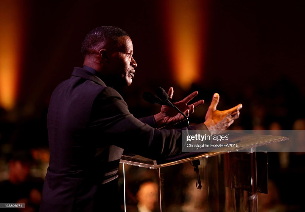 19th Annual Hollywood Film Awards - Show : News Photo