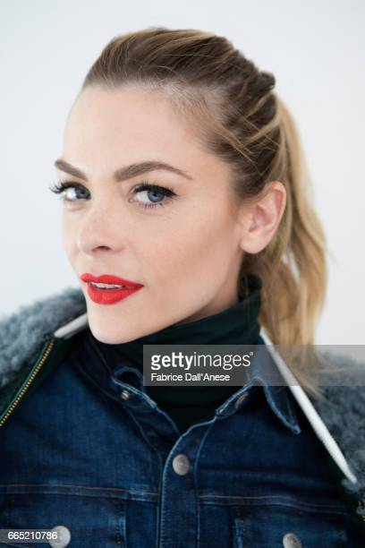 Actor Jaime King is photographed for Rolling Stone at the Sundance film festival on January 22 2017 in Park City Utah