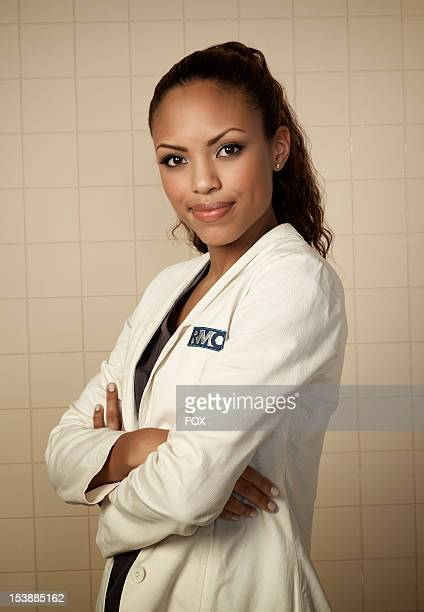 Actor Jaime Lee Kirchner as 'Dr Olivia Wilcox' on the new drama THE MOB DOCTOR airing Mondays on FOX