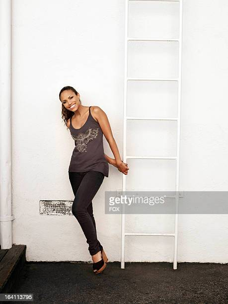 Actor Jaime Lee Kirchner during a gallery portrait session for FOX's The Mob Doctor Season 1