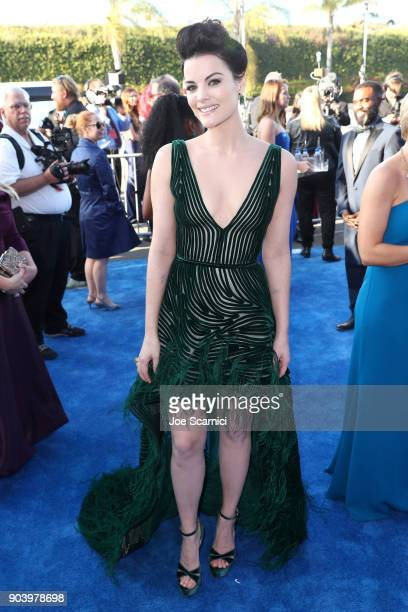Actor Jaimie Alexander attends the 23rd Annual Critics' Choice Awards on January 11 2018 in Santa Monica California