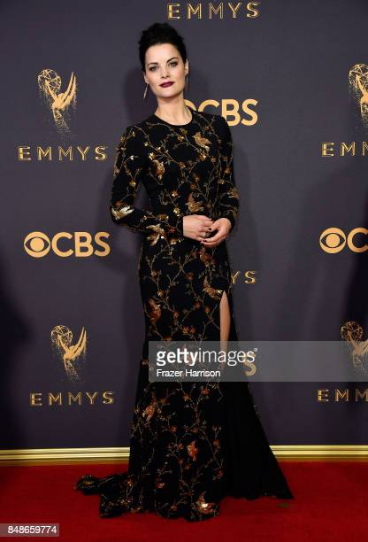 Actor Jaimie Alexander attends the 69th Annual Primetime Emmy Awards at Microsoft Theater on September 17 2017 in Los Angeles California