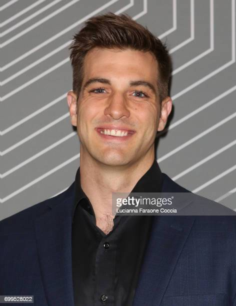 Actor Jake Allyn attends BET Chairman and CEO Debra Lee's 'PRE' a BET Awards dinner for the 17th Annual BET Awards at The London West Hollywood on...