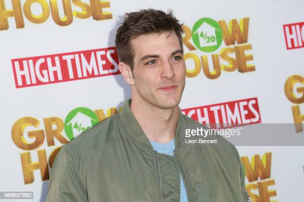 Actor Jake Allyn attends the Premiere Of 'Grow House' at Regency Bruin Theatre on April 17 2017 in Los Angeles California