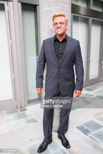 Actor Jake Busey attends the 6th International Academy of Web Television Awards at Skirball Cultural Center on August 24 2018 in Los Angeles...