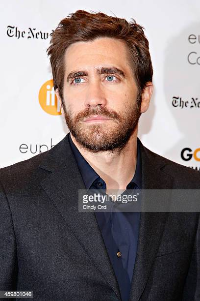 Actor Jake Gyllenhaal attends the 24th Annual Gotham Independent Film Awards at Cipriani Wall Street on December 1 2014 in New York City