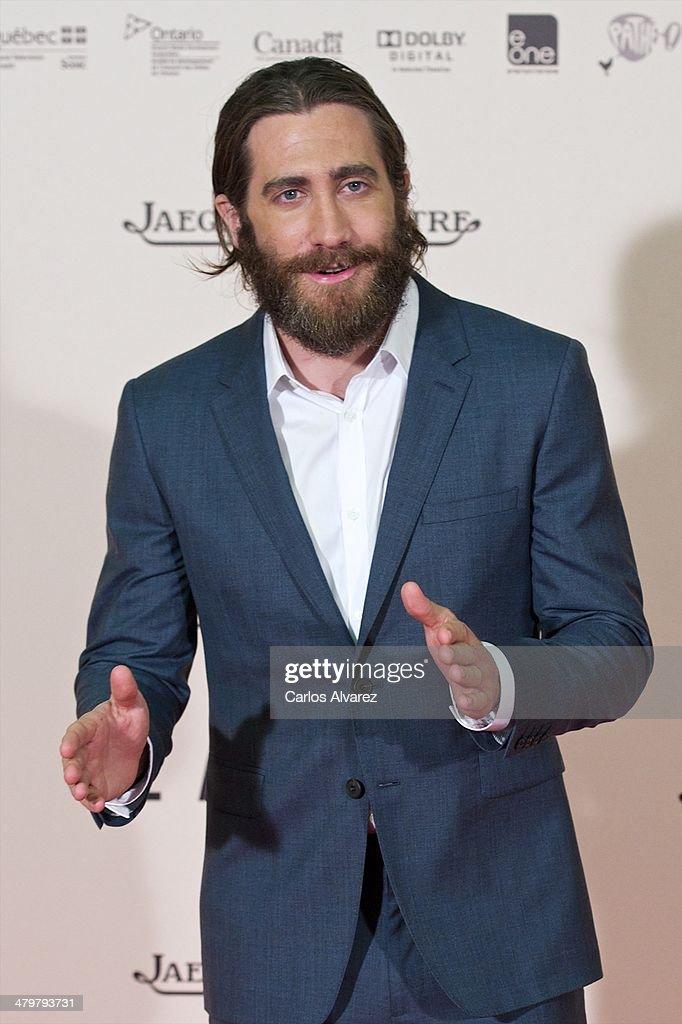 Fotos und Bilder von Jake Gyllenhaal attends 'Enemy ... Actor Jake Gyllenhaal Attends The Photos