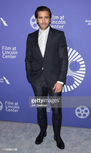 Actor Jake Gyllenhaal attends the Film Society Of Lincoln Center's 50th Anniversary Gala at Alice Tully Hall, Lincoln Center on April 29, 2019 in New...