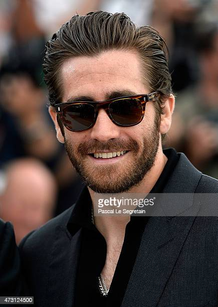 Actor Jake Gyllenhaal attends the Jury photocall during the 68th annual Cannes Film Festival on May 13 2015 in Cannes France
