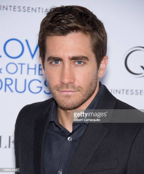 """""""Love And Other Drugs"""" New York Screening Photos and ... Actor Jake Gyllenhaal Attends The Photos"""