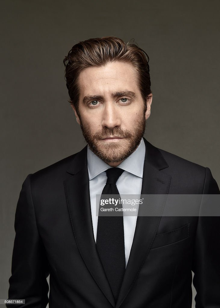 Actor Jake Gyllenhaal is photographed at the 12th annual Dubai International Film Festival held at the Madinat Jumeriah Complex on December 16, 2015 in Dubai, United Arab Emirates.