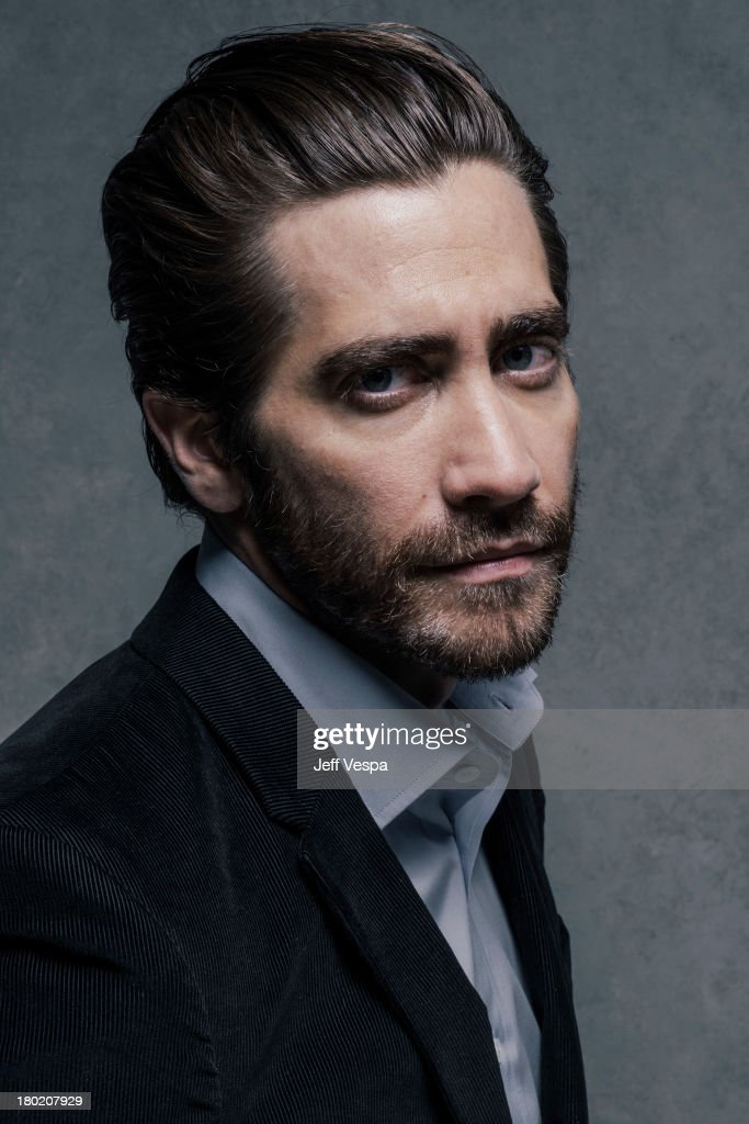 Actor Jake Gyllenhaal is photographed at the Toronto Film Festival on September 7, 2013 in Toronto, Ontario.