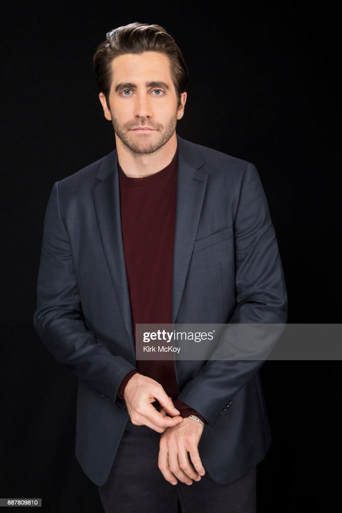 Jake Gyllenhaal, Los Angeles Times, November 26, 2017