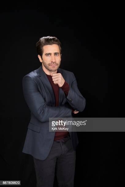Actor Jake Gyllenhaal is photographed for Los Angeles Times on November 10 2017 in Los Angeles California PUBLISHED IMAGE CREDIT MUST READ Kirk...