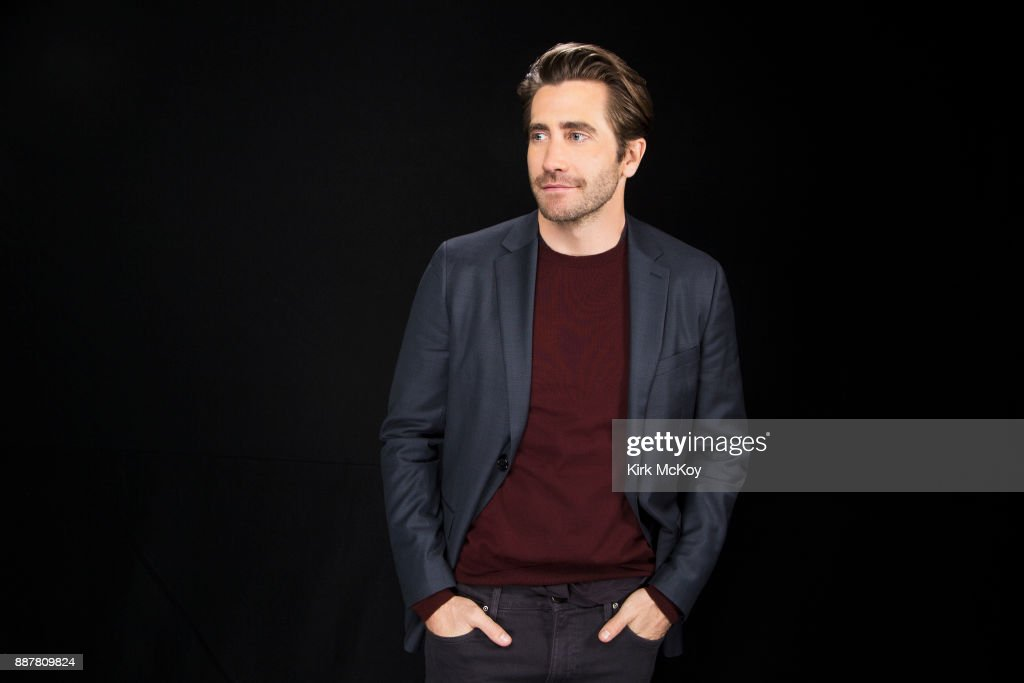 Actor Jake Gyllenhaal is photographed for Los Angeles Times on November 10, 2017 in Los Angeles, California. PUBLISHED IMAGE.