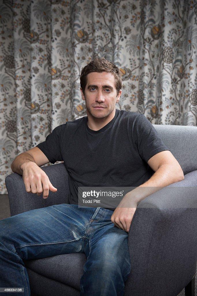 Jake Gyllenhaal, USA Today, October 27, 2014