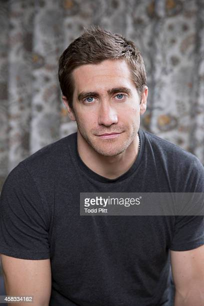 Actor Jake Gyllenhaal is photographed for USA Today on October 18 2014 in New York City