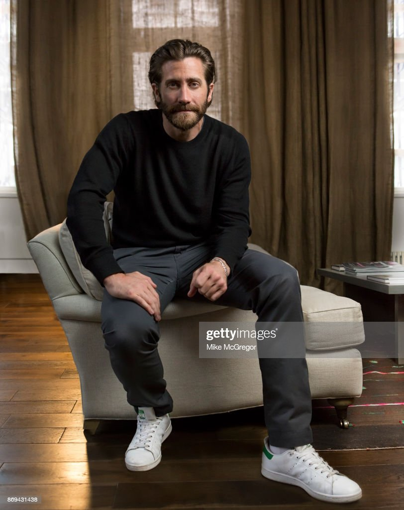Jake Gyllenhaal and Riva Marker, Variety, September 5, 2017