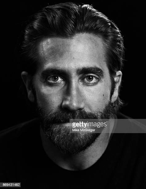 Actor Jake Gyllenhaal is photographed for Variety on August 29 2017 in New York City