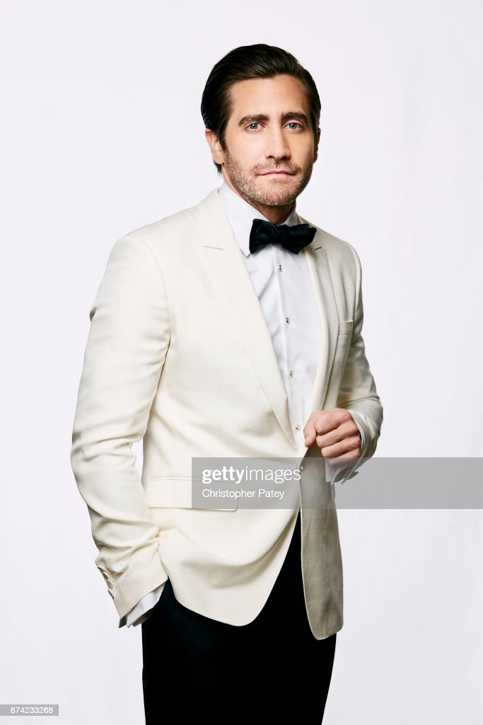 Actor Jake Gyllenhaal poses for a portrait at the 31st Annual American Cinematheque Awards Gala at The Beverly Hilton Hotel on November 10, 2017 in Beverly Hills, California.